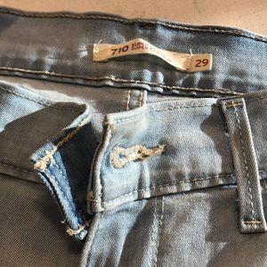 Levi's Pants - Light wash Levi's jeans